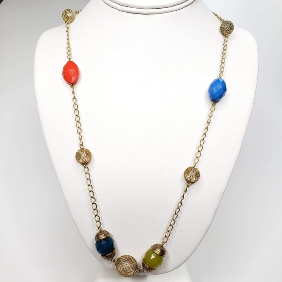 Long vintag chain m great Druze followers!